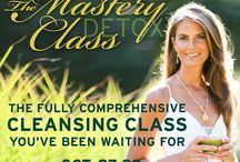 """Detox Mastery Class - Oct 27-29, 2014 / """"Join this course and achieve total sovereignty in your body. Gain mastery over all symptoms and diseases for yourself and those you counsel.""""   –Natalia Rose...  Link to registration: http://tinyurl.com/m3ackf8  / by Natalia Rose's Detox The World"""