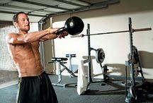 Workout Inspiration / by Jennifer Stickler