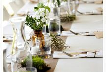 Table settings / by New York Times Best-selling Author Mary Kay Andrews