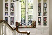 bookshelves / by Nancy Foytlin
