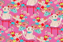 Pattern Inspiration / by Tiffany Atkin