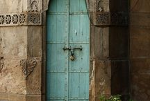 Doors and Entryways / by Tina Wright