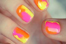 nails nails NAILS! / by Joanna Geddes