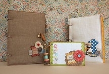 Cards and Mini Albums / by Kay Allison