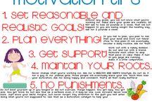 Fitness Motivation / by Liz Paisley