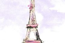 Paris / by Mrs. Hohum