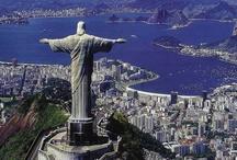 Rio de Janeiro, Brazil / by Alex R. Flores