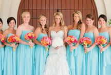 bridesmaid looks / by Loryn Jacobs