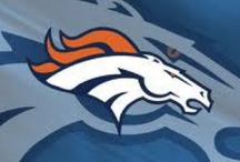 Denver Broncos / MY team!!! I've been a Bronco fan for as long as I can remember.  I cried like a baby when they won their first Super Bowl! / by Cynthia Rose