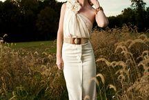 No Fluff'n Wedding Dress / by Davecia Carr