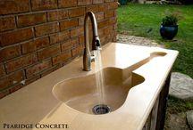Concrete Ideas and crafts / by Anita Comarata
