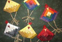 Quilting ~ Small Projects / by Patricia Lauder