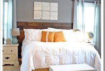 Style Board for Master Bedroom / by Pamela Stephens