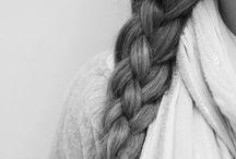 hair / by Meredith Ellington