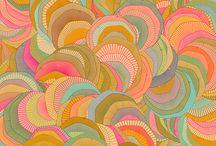Patterns&Motifs / by Alice Mielczarek