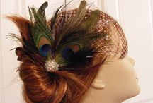 fascinators / by Alena Dubielew