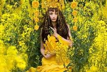 Yellow / by Susan Pillsbury