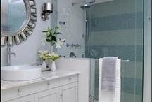 Bath Ideas / by Susie Schneider-Abood