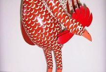 Chicken Love lol / by Sandra Massey