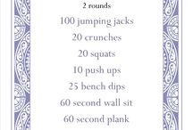 Exercise / by Kelly Cantrell