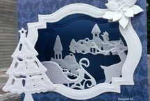 Diorama Cards / paper cards / by Rannah Ling Romps