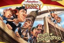 Adventures in Odyssey / by beastsbelle NGU