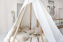 kid's room. / by A N E T T E S H U S . C O M