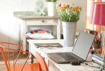 Dreamy Office / by Erin Downs : Lavender and Lemon Drops