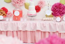 Party Time / Cute Ideas for party décor / by Tara Benninger
