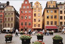 STOCKHOLM / by Christine Mareda