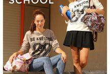 Back to School / by Fullah Sugah