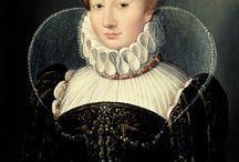 1560-1600 The Elizabeth Years / by Annie Ulrich