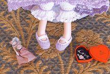lalaloopsy kleertjes haken en naaien / by Fiona Algera