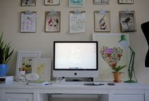 Home Office / by Anna Lee Anda