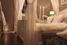 Beautiful Bedrooms  / by Kelli Atkins