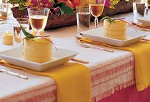 tablescape / by Reena Pasricha