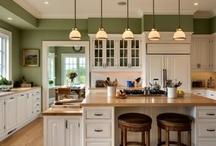 kitchen / by Valerie Cimarossa