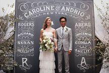 The Obligatory Pinterest Wedding Board / Engagement. Wedding. Fashion. Decor. Traditions.  / by Melanie Perry