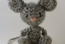 Crochet, cross stitch, knitting, freebie treats. / by Steph