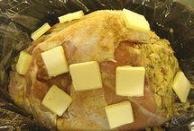 Crock Pot Turkey Recipes / by Ginger Jones