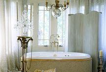 Bathing dreams + bubbles / dream bathrooms / by Kathleen Keiley Baldwin