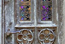 doors / by Olga Brinkhorst Art