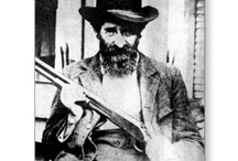 Hatfield McCoy Feud / To travel to sites in Kentucky and West Virginia where the feud occurred, check out my web site: http://www.squidoo.com/hatfield-mccoy-feud-sites / by Virginia Allain