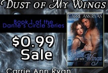 Blogs and Sales / by Carrie Ann Ryan