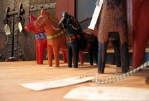 Dala Horses / by Jane Zeddies