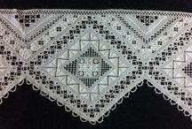 Hardanger, Punto Antico, Drawn Thread, Reticello, Needle Lace / by Susan Elizabeth Beattie