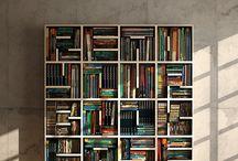 Book shelves / by Nita Johnson
