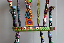 Chairs I love / by Melinda Davis