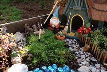 Gnome & fairy gardens / by Kurt Kramer