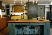 COUNTRY KITCHENS / by Cheryl Ohms